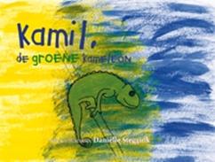 Kamil de groen kameleon